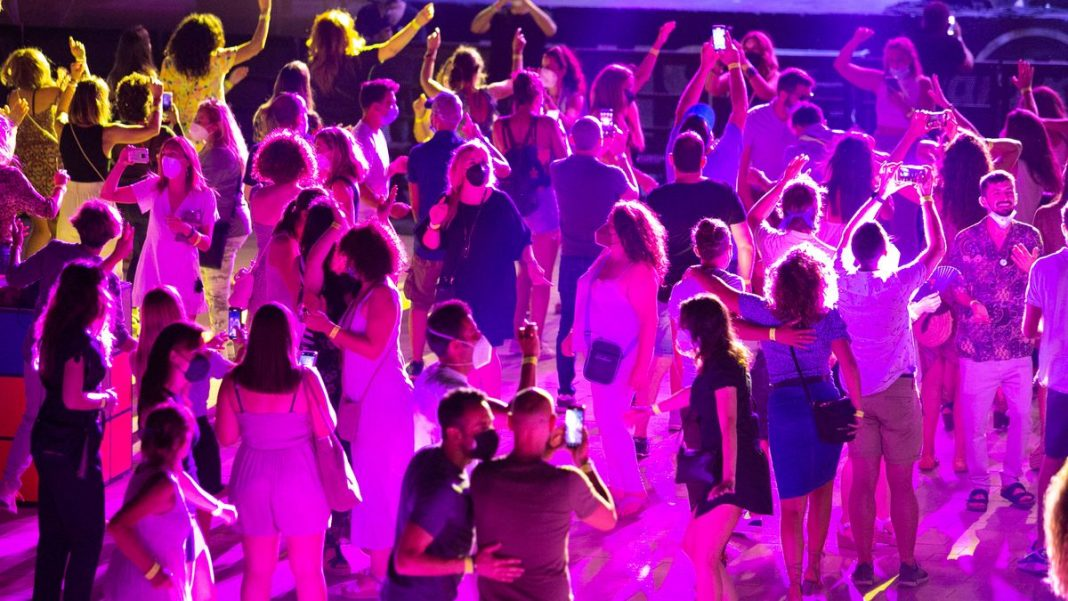 The results are in of pilot test in Ibiza's nightclubs